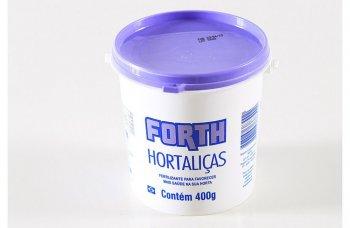 ADUBO FORTH HORTALIÇAS (400G)