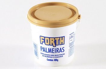 ADUBO FORTH PALMEIRAS (400GR)