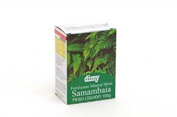FERTILIZANTE MINERAL MISTO SAMAMBAIA (100GR
