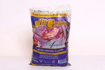 Substrato para Orquídea All Garden 1kg