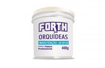 FORTH ORQUÍDEAS MANUTENÇÃO 20-20-20 (400GR)
